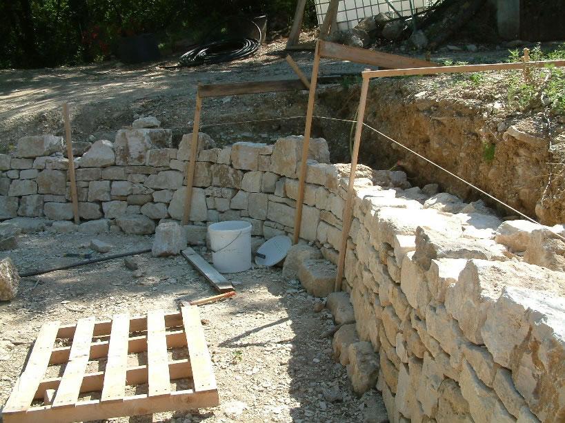 B Tir Construire Un Mur Un Pierres S Ches Mur En Pierres Construire Un Mur  Exterieur